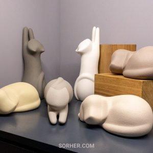 義大利 精緻燒陶雕塑