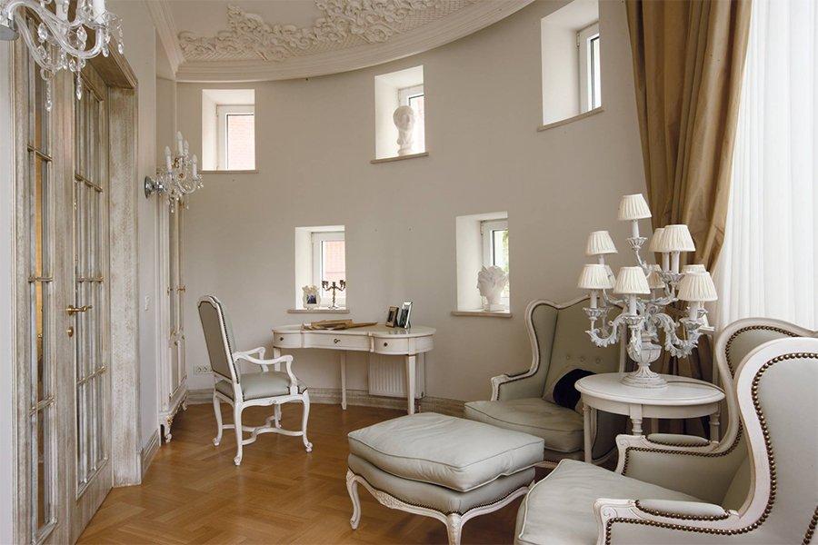 歐洲進口 義大利進口 主人椅 梳妝桌