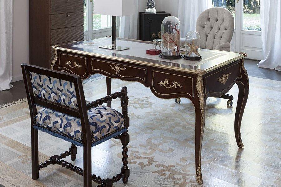 歐洲進口 義大利進口 古典書桌